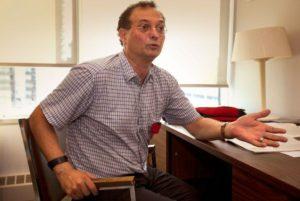 Normand Baillargeon autor książki Krótki kurs samoobrony intelektualnej