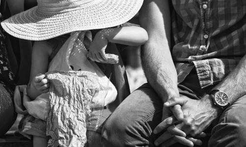 Rodzice porozstaniu Niemieszkamy razem córka martwi się oswojego ojca