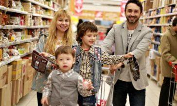 Jak zapanować nad dzieckiem w sklepie Jak uspokoić dziecko w sklepie ciągle czegoś chce